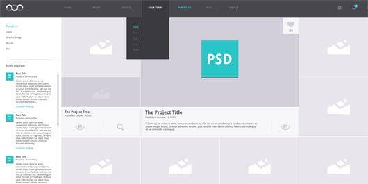 Portfolio Archive (PSD) by spovv