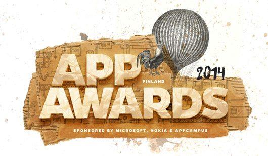 Microsoft App Awards by Janne Koivistoinen
