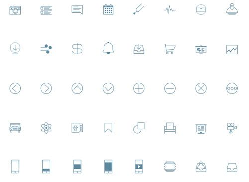 ICONSET Free Download by YC