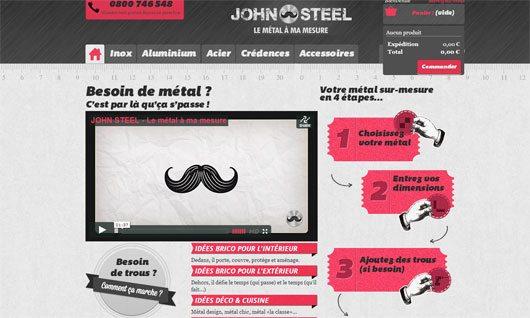 John Steel's online portfolio