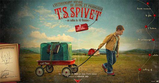 Gaumont. T.S. Spivet