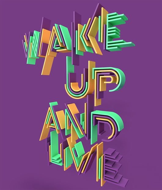 Wake up and live by Alvaro Jaimes