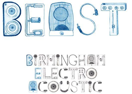 B.E.A.S.T. Collaborative Work by Katie Bennett