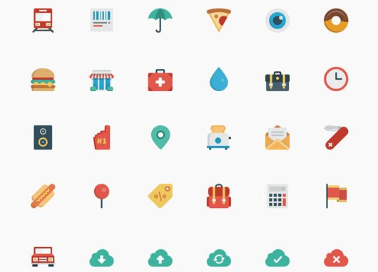 Free Professional Icons Packs – December Issue