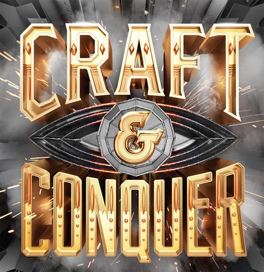CRAFT & CONQUER by Vault49