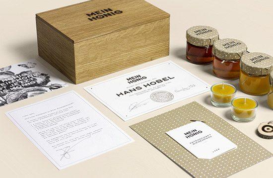 Mein Honig by Thomas Lichtblau