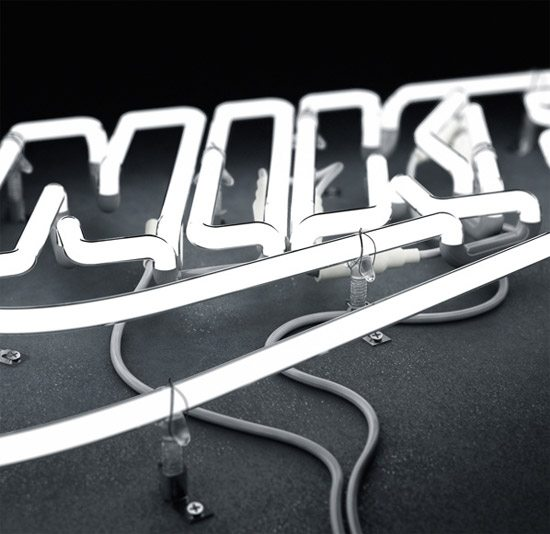 Nike 3D Neon by Rizon Parein