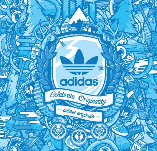 JthreeConcepts x Adidas Originals by Jared Nickerson