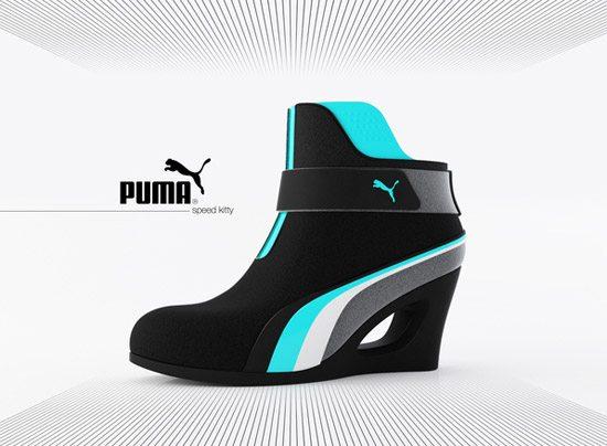 PUMA Speed Kitty by Adam Nagy