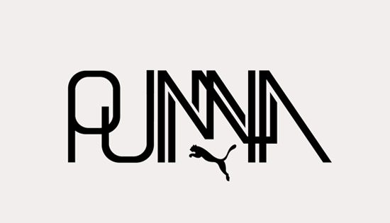 Puma Logos by Ross Dickson