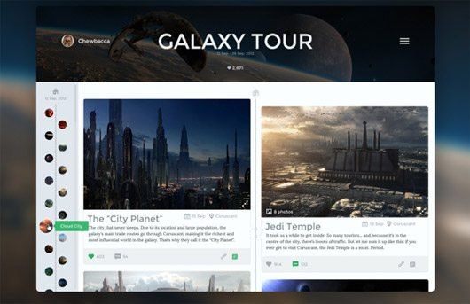 Trip Journal App by Adrián Somoza