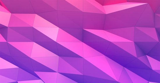 Polygon Backgrounds by Layerform Magazine