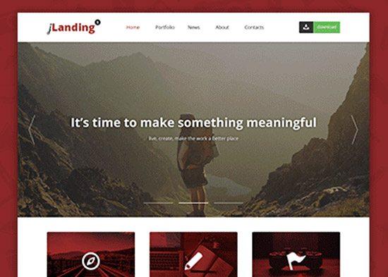 jLanding by JDavydko