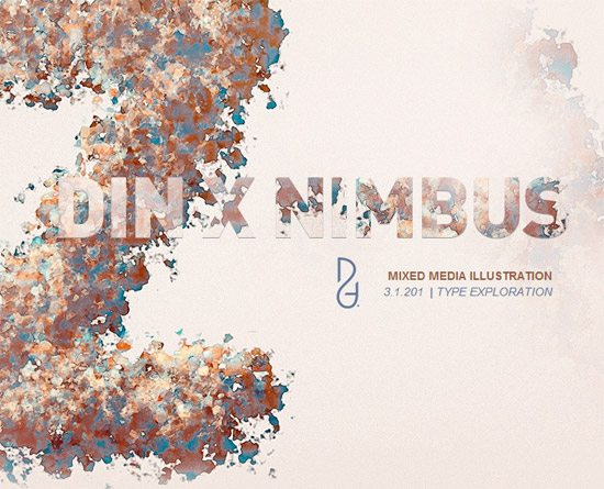 DIN X NIMBUS by Darien Henry