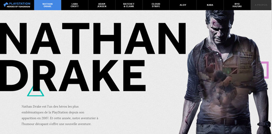Masking in Website Design - 10 Fantastic Examples and 6 Ways to Get Started