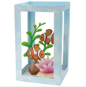 Paper Aquarium : Clownfish