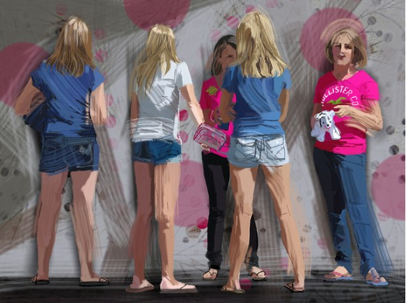 Fair girls by Susan Murtaugh