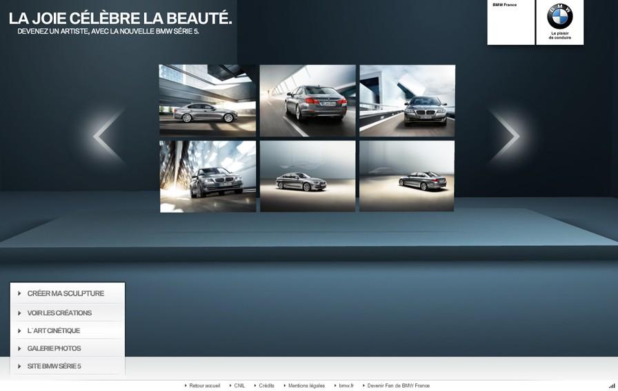 BMW Cinetique