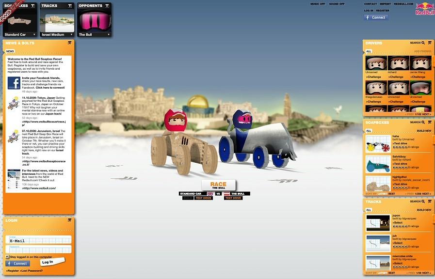 Red Bull Soapbox Racer