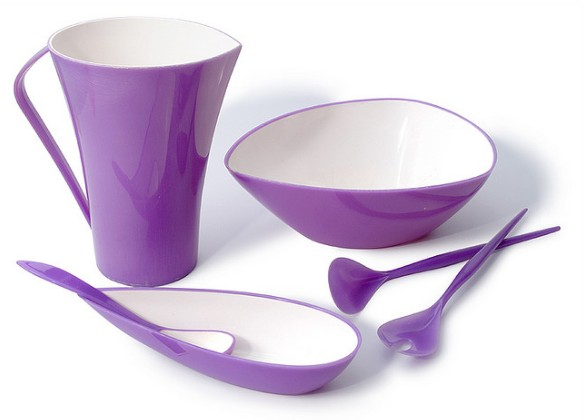 ATMA Table Set made in Brazil by Atma
