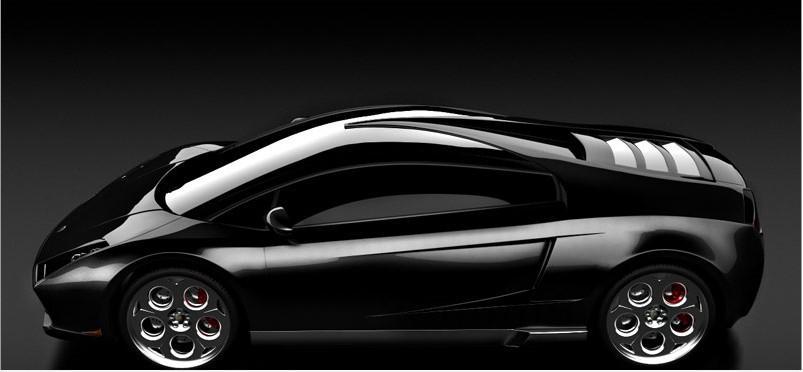 Lamborghini Spiga Concept