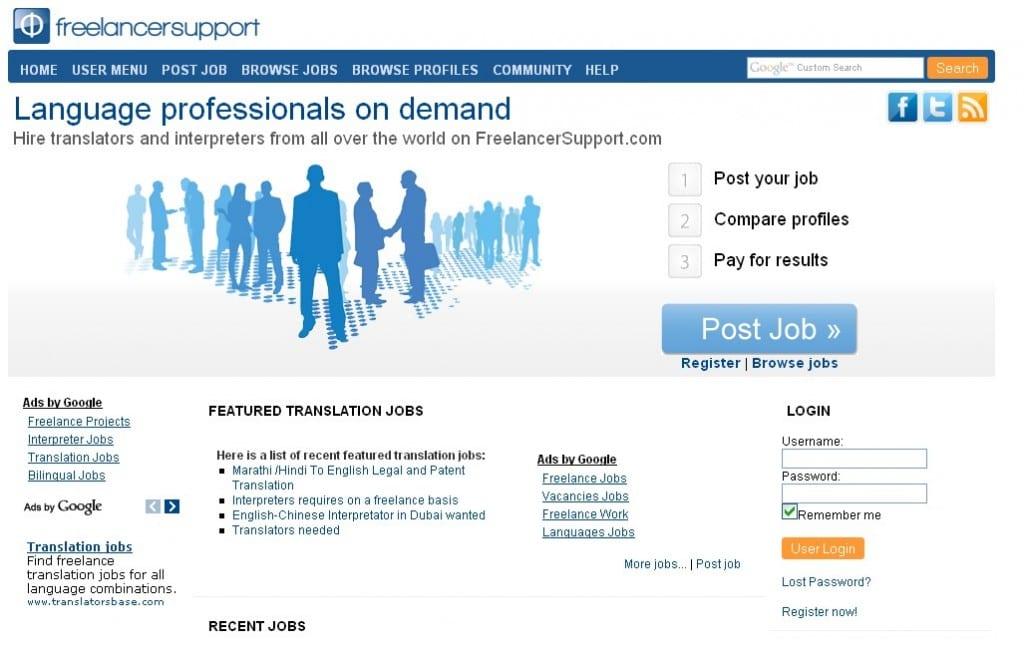 Freelancersupport.com