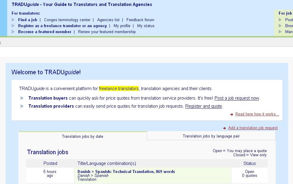 Traduguide.com