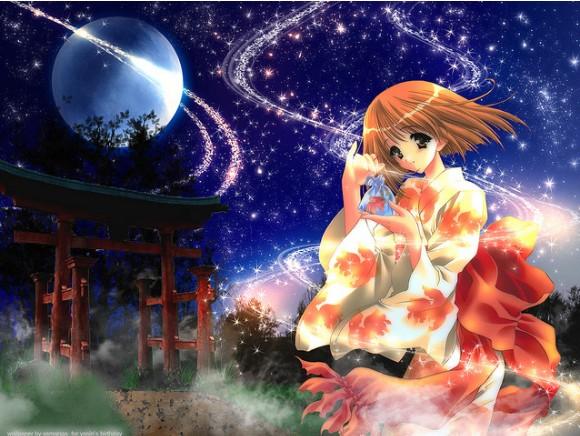 Minitokyo anime girl