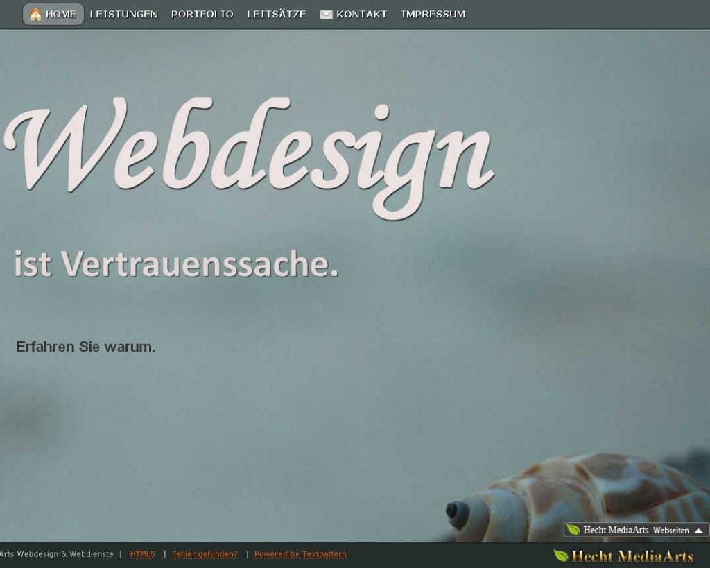 German web agency Hecht MediaArts