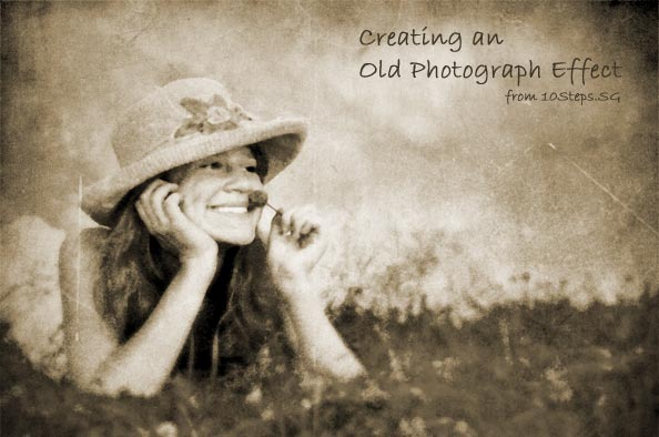 Giving your Photograph an Antique Look