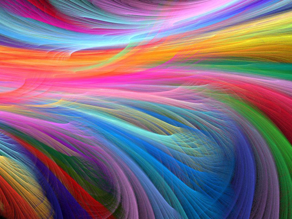 40+ free colorful wallpapers to spice up your desktop ...