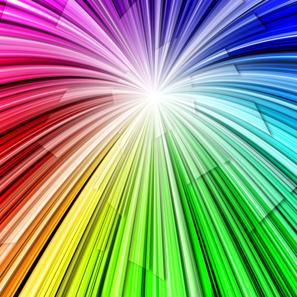 Colors: 40+ FREE Colorful Wallpapers For IPad