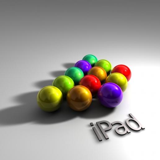 iPad Marbles