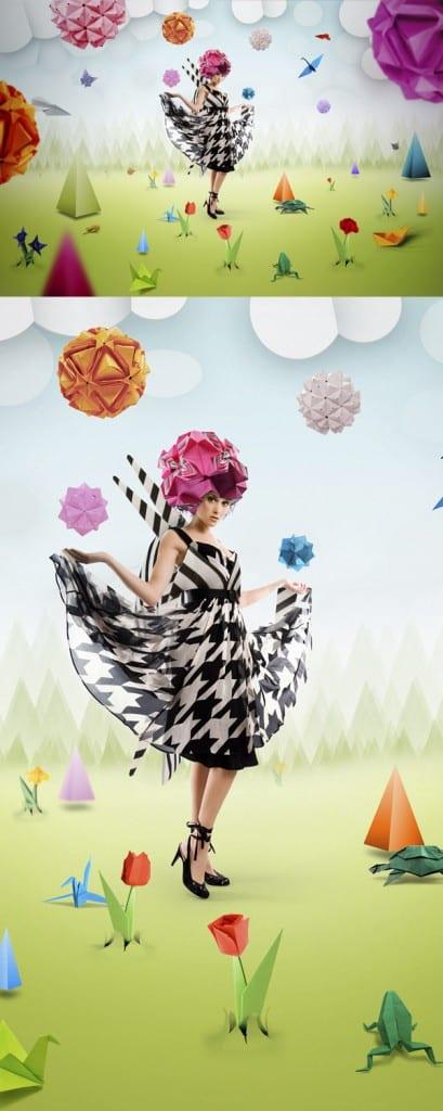 Paper Girl by Benjamin Delacou
