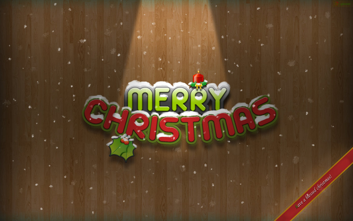 40+ christmas desktop wallpapers - land-of-web