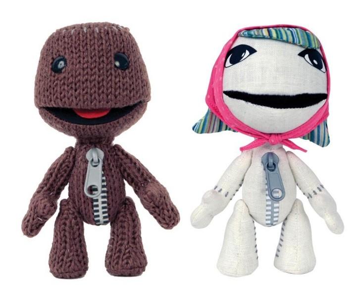 LittleBigPlanet Sackgirl/Sackboy