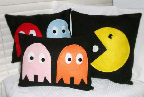 pac man pillows