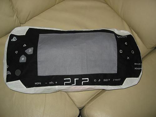 PSP Pillow