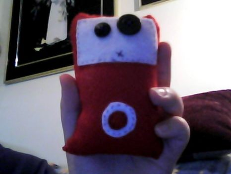 Sweet Ipod Plushies