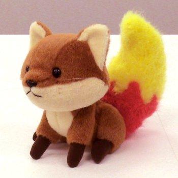 Firefox Plushie