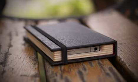 Moleskine iPhone Case