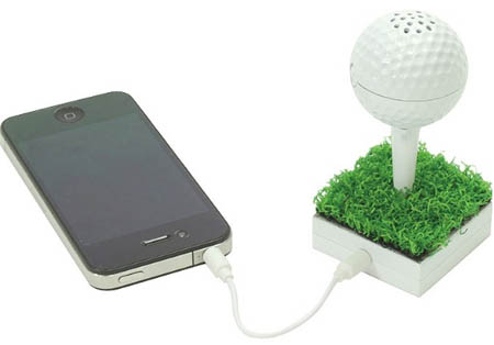 Golf Ball Speaker