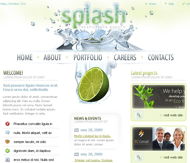 Splash Creative Agency
