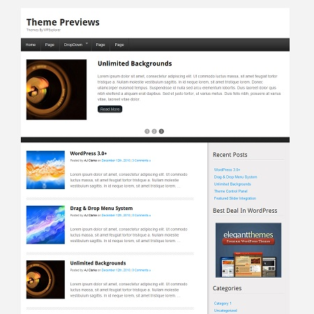 bx Free Tech Blog & Business Theme