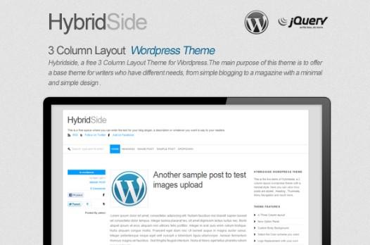 Hybridside Theme
