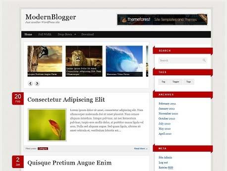 Modern Blogger