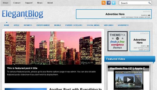 ElegantBlog
