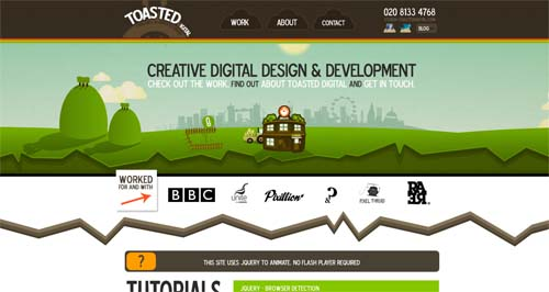 Digital Design and Development in London