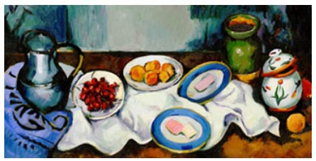 Cezanne's 172nd Birthday