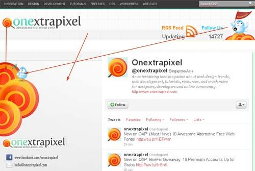Onextrapixel